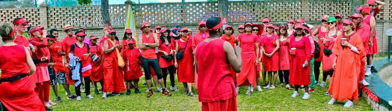 Red Dress Run 13